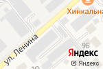 Схема проезда до компании Новация в Ленинаване