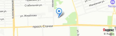 Zip61.ru на карте Ростова-на-Дону