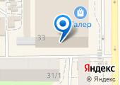 Карапузик на карте