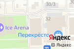 Схема проезда до компании Православная шкатулка в Ростове-на-Дону