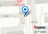 Каневской на карте