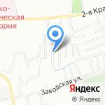 Зоомагазин на карте Ростова-на-Дону