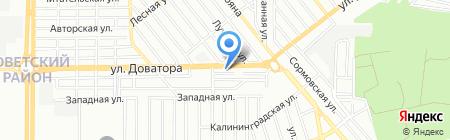 Abro на карте Ростова-на-Дону