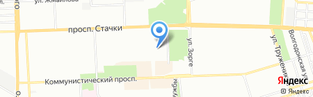 АйТэмСервисез на карте Ростова-на-Дону