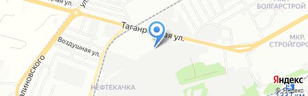 АвтоЮгРазбор на карте Ростова-на-Дону