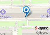Почтовое отделение №91 на карте