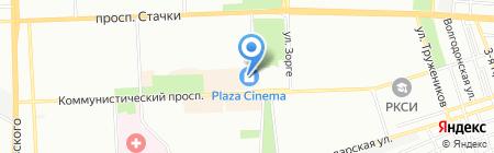 EXTERIOR CENTER на карте Ростова-на-Дону