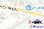 Схема проезда до компании ЭнергоСтройМонтаж в Ростове-на-Дону