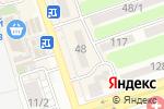 Схема проезда до компании Славяна в Ростове-на-Дону
