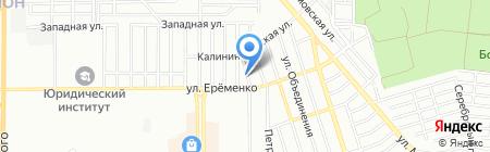 ПолюсСофт ИнформТехнологии на карте Ростова-на-Дону