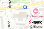 Схема проезда до компании Магазин подарков в Ростове-на-Дону