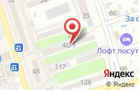 Схема проезда до компании Н.Б.Т. в Ростове-На-Дону