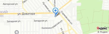 Югтехэлектро на карте Ростова-на-Дону