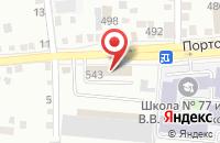 Схема проезда до компании Эконика-Техно Ростов-на-Дону в Ростове-На-Дону