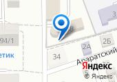 Ростовские городские электрические сети на карте