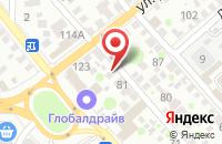 Схема проезда до компании Стандарт в Ростове-На-Дону