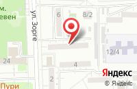 Схема проезда до компании Агропром-Сервис в Ростове-На-Дону