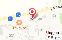 Схема проезда до компании Euro в Ленинаване