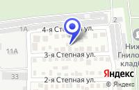 Схема проезда до компании БАЗА №2 СЕЛЬХОЗГАЗИФИКАЦИЯ в Целине