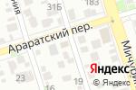 Схема проезда до компании QIWI в Ростове-на-Дону
