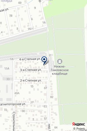 МАГАЗИН СТРОЙТОВАРОВ ЧЕБАНОВ Е.Г на карте Ростова-на-Дону