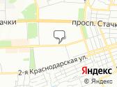 Стоматологическая клиника «Антис» на карте
