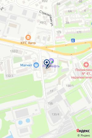 АВТОСАЛОН АВТОЛИГА на карте Таганрога