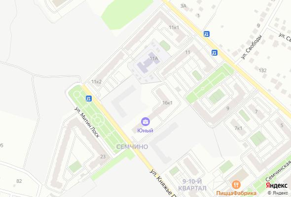 жилой комплекс Юный