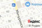Схема проезда до компании Мастерок в Ростове-на-Дону
