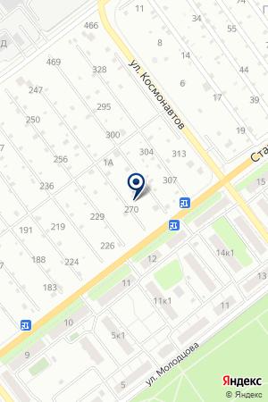 НЕФТЕПЕРЕРАБАТЫВАЮЩИЙ ЗАВОД на карте Рязани