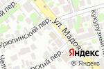 Схема проезда до компании Ваш Климат в Ростове-на-Дону
