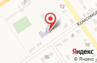 Схема проезда до компании Средняя общеобразовательная школа №19 в Овощном