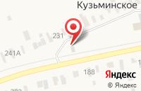 Схема проезда до компании Среднерусский банк Сбербанка России в Кузьминском
