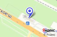 Схема проезда до компании РЯЗАНЬАГРОВОДПРОЕКТ ИНСТИТУТ в Рязани