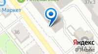 Компания Азалия на карте