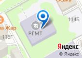 Профессиональное училище №7 на карте
