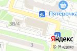Схема проезда до компании Ателье по ремонту одежды в Рязани
