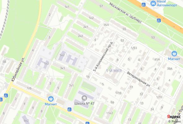 ЖК VELLCOM дом на Московском (Веллком дом на Московском)