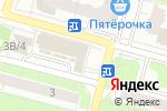Схема проезда до компании Магазин женской одежды в Рязани