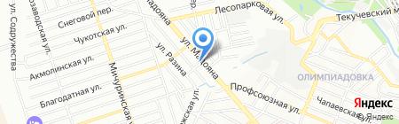 Дон-энергокомплект на карте Ростова-на-Дону