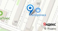 Компания Мир мебели на карте