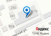 ЛАВВиП на карте