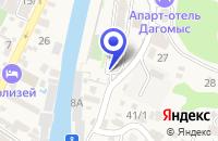 Схема проезда до компании КАФЕ КРЕПОСТЬ в Ленинградской