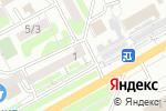 Схема проезда до компании Учитель в Ростове-на-Дону