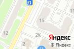 Схема проезда до компании Магазин пряжи и швейной фурнитуры в Рязани