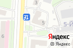 Схема проезда до компании Россельхозбанк в Рязани