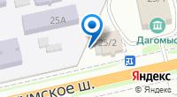 Компания Элби на карте
