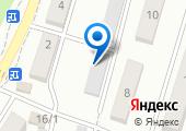 Аква-Сочи на карте