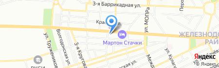 Русский Свет на карте Ростова-на-Дону