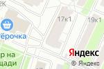 Схема проезда до компании Елена в Рязани